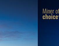 Brochure empresa Minería