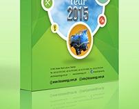 Calendar Box Design
