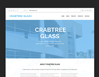 Crabtree Glass Website