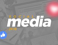 Social media -2k18