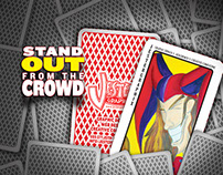 Stand Out Postcard