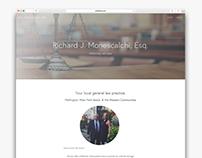 RJM Attorney Website
