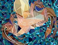Illustrator Goes Underwater
