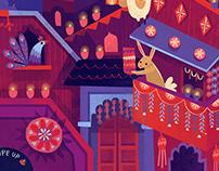 Snapchat Diwali Mass Snap