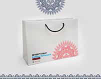 Arabian Brand Stationary design || 2018