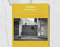 7 CAPAS Skateboarding & culture mag - Edición # 26