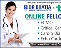 Medical pg entrance app - DBMCI
