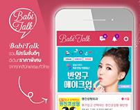 BabiTalk App Advertising