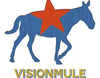 VisionMule Logo - square edition