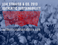 LEVI'S Authentic Sustainability CSR