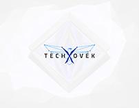 TechXovek Logo Design....