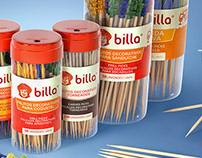 BILLA Packshots