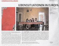"""My publication on the german magazine """"DIE ZEIT"""""""