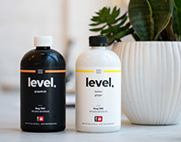 level+ cannabis packaging
