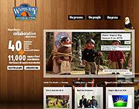 Wapos Bay TV Show Website