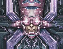 CATACLYSM: ULTIMATE COMICS X-MEN #1-Cover Illustration