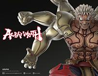 Asura's Wrath Figure Design