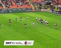 Stadium Advertising Screen