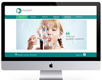 Sitio web Fonoaudioterapia