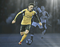 NEW EDIT AND RETOUCH FOR OZIL