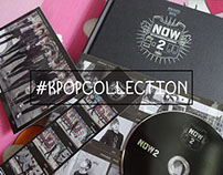 #KPOPCOLLECTION - BTS NOW 2 in Europe & America