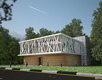 Frank Lloyd Wright 3D Library