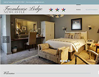 Farmhouse Lodge Website Design