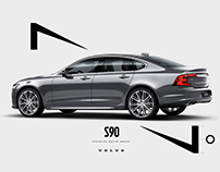 Volvo Cars the All-new S90 launch