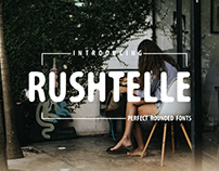 Rushtelle | Perfect Rounded Fonts