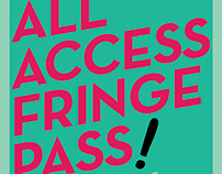 2014 All Access Fringe Pass