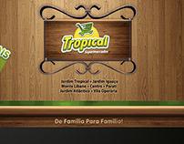 Tropical Supermercados (2012) - Vídeo, foto e design