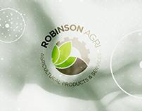 Robinson Agri Rebranding