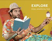 ITN - Loyalty program ad