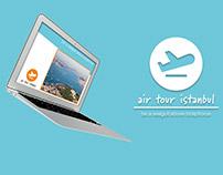 Air Tour Istanbul Keynote presentation