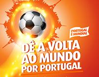 Galp | Portugal é mundial | Microsite