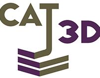 CopyCat 3D Printing Logo