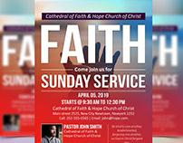 Church Flyer, Church Event, Church Marketing,