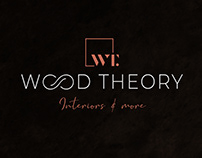 Wood Theory: Logo/Brand Design Project