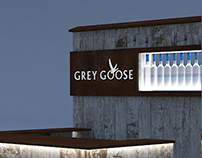 Barra Finca Besaya Grey Goose