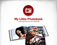 App Design - My Little Photo Book