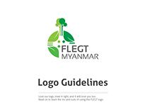 FLEGT Myanmar Logo Guidelines (Prize Won Logo)