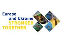 Europe & Ukraine - Stronger together