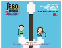 """Concurso """"ESOesMÚSICA"""" de SGAE"""