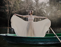 Lady in the Lake - ● ELEGANT MAGAZINE