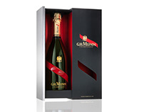 CHAMPAGNE MUMM - DESIGN PACKAGING