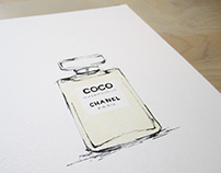 CHANEL Perfume Commission