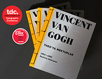 "Vincent Van Gogh ""The Letters of Vincent van Gogh"""