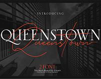 Queenstown // Font Duo Vol.01