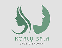 Beauty Salon Logo Redesign
