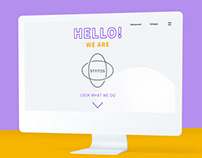 Statos - Branding and website